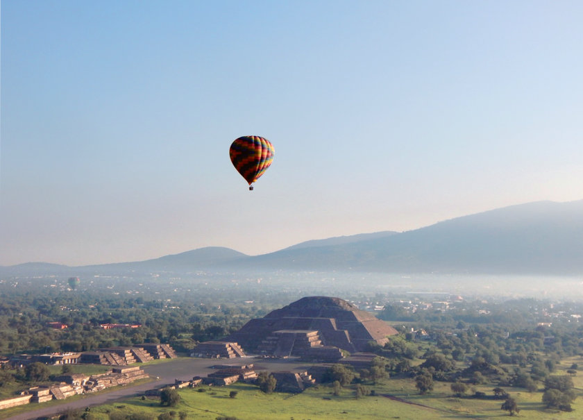 montgolfiere-teotihuacan