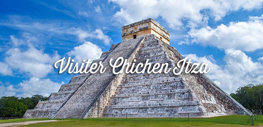 chichen itza mexique